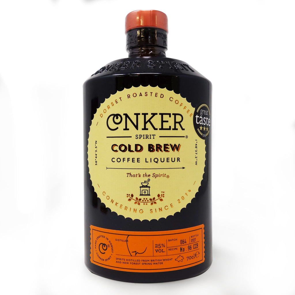Conker Spirits - Cold Brew Coffee Liqueur 70cl