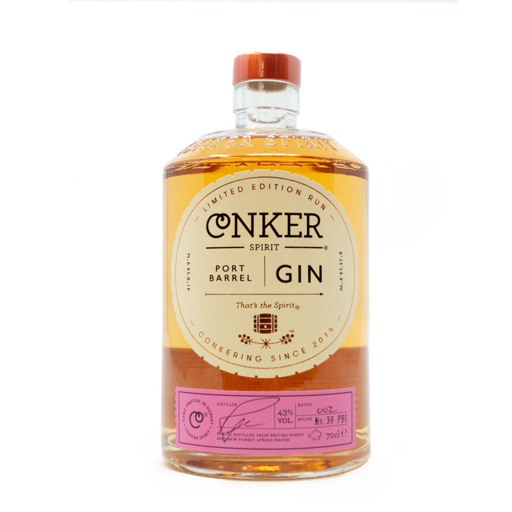 Conker Spirits - Port Barrel Gin
