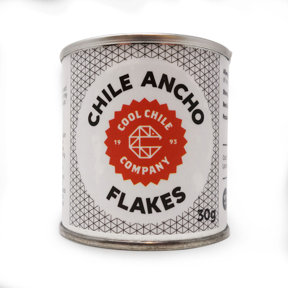 Cool Chile - Chile Ancho Flakes