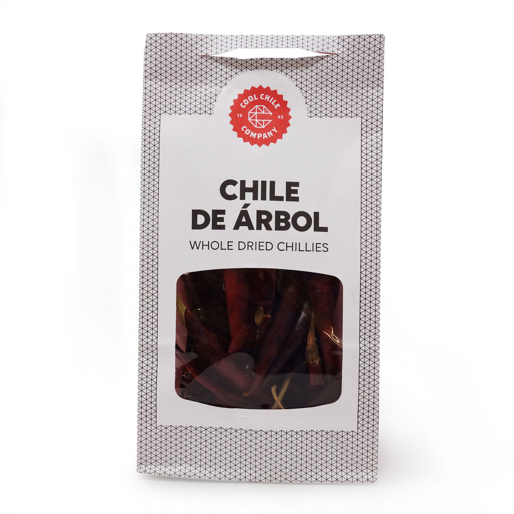 Cool Chile - Chile De Arbol