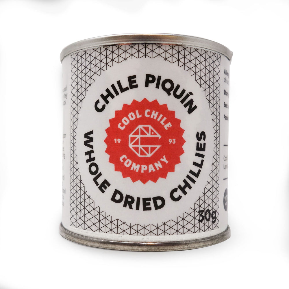 Cool Chile - Chile Piquin Whole Dried Chillies
