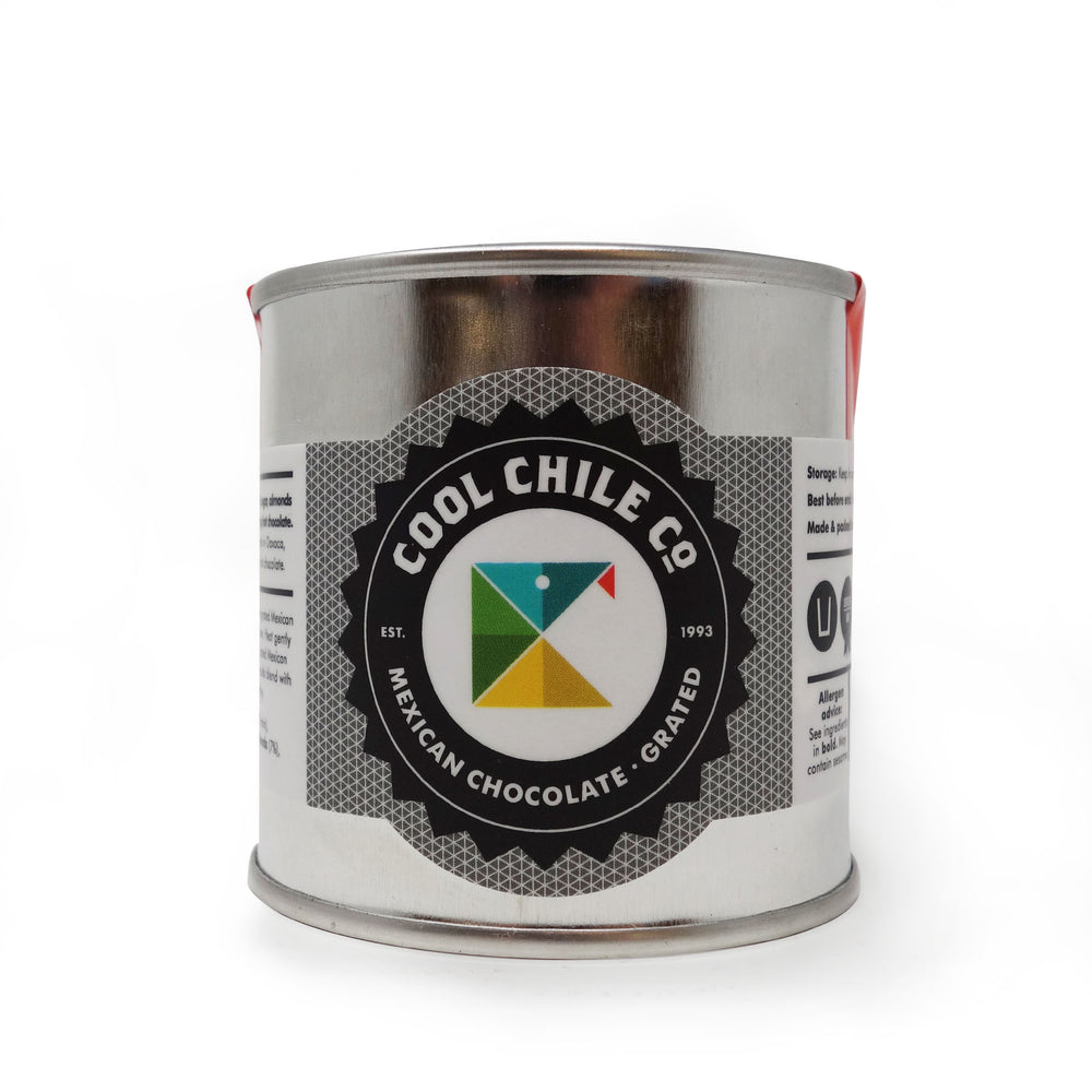 Cool Chile - Mexican Chocolate Grated