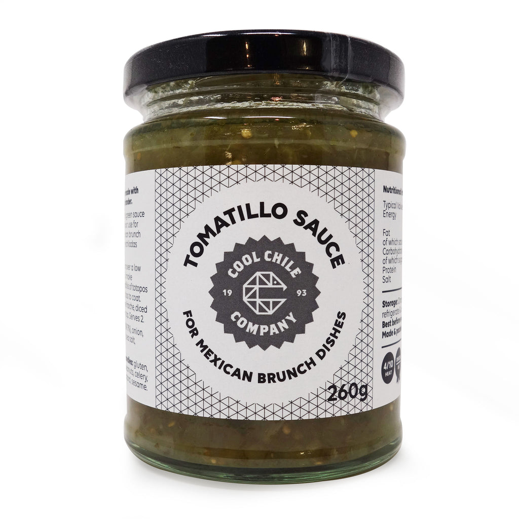 Cool Chile - Tomatillo Sauce Sale