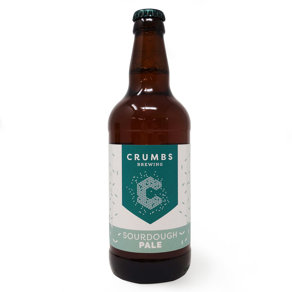Crumbs - Sourdough Pale Ale 500ml Bottle
