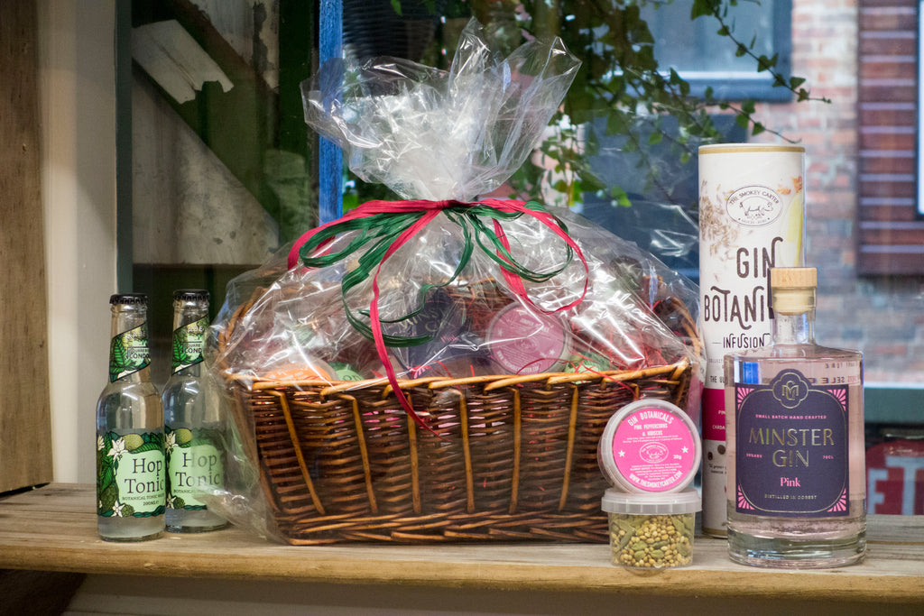 Farehouse Trading Co. - Gin Gift Basket