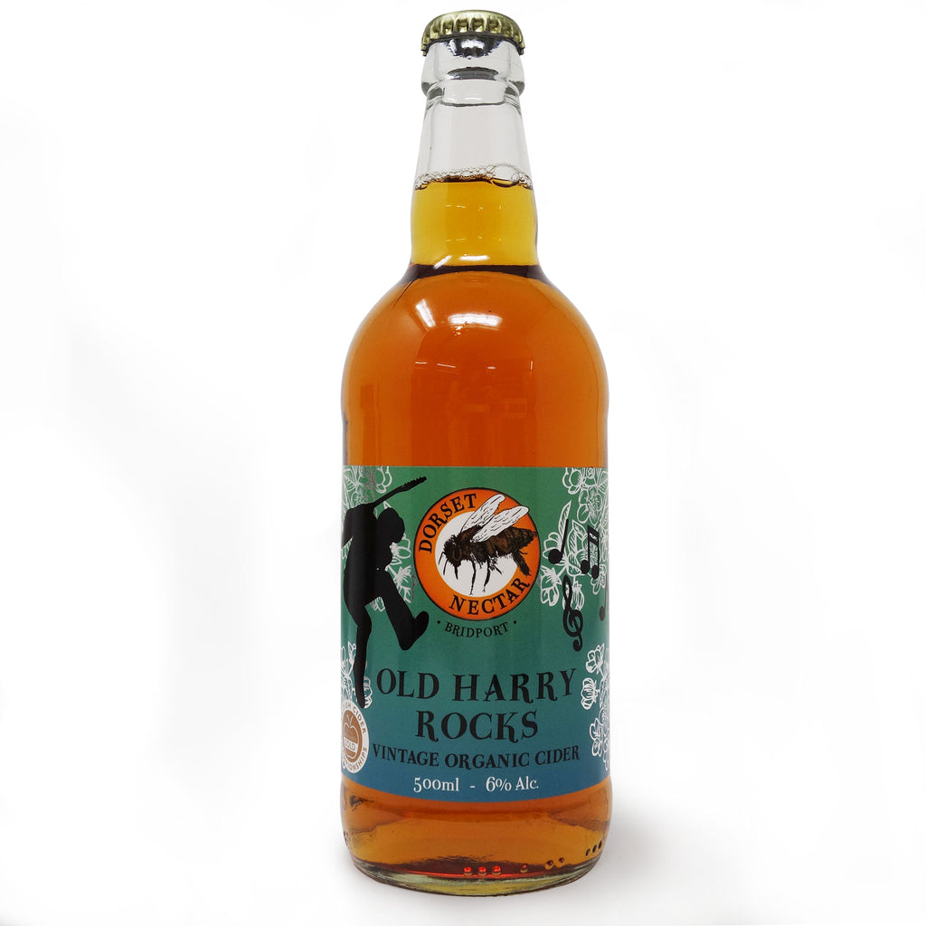 Dorset Nectar - Old Harry Rocks Vintage 500ml Bottle