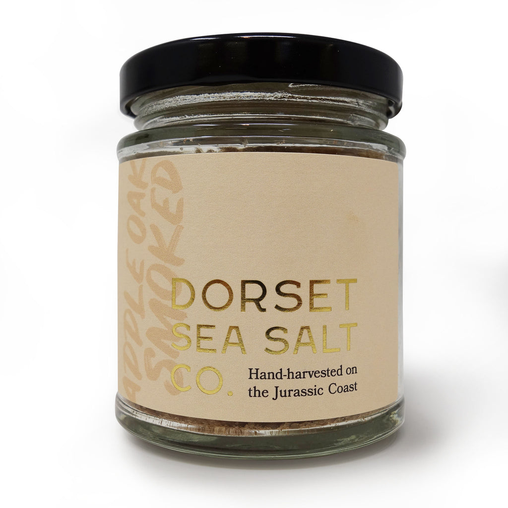 Dorset Sea Salt - Apple Oak Smoked