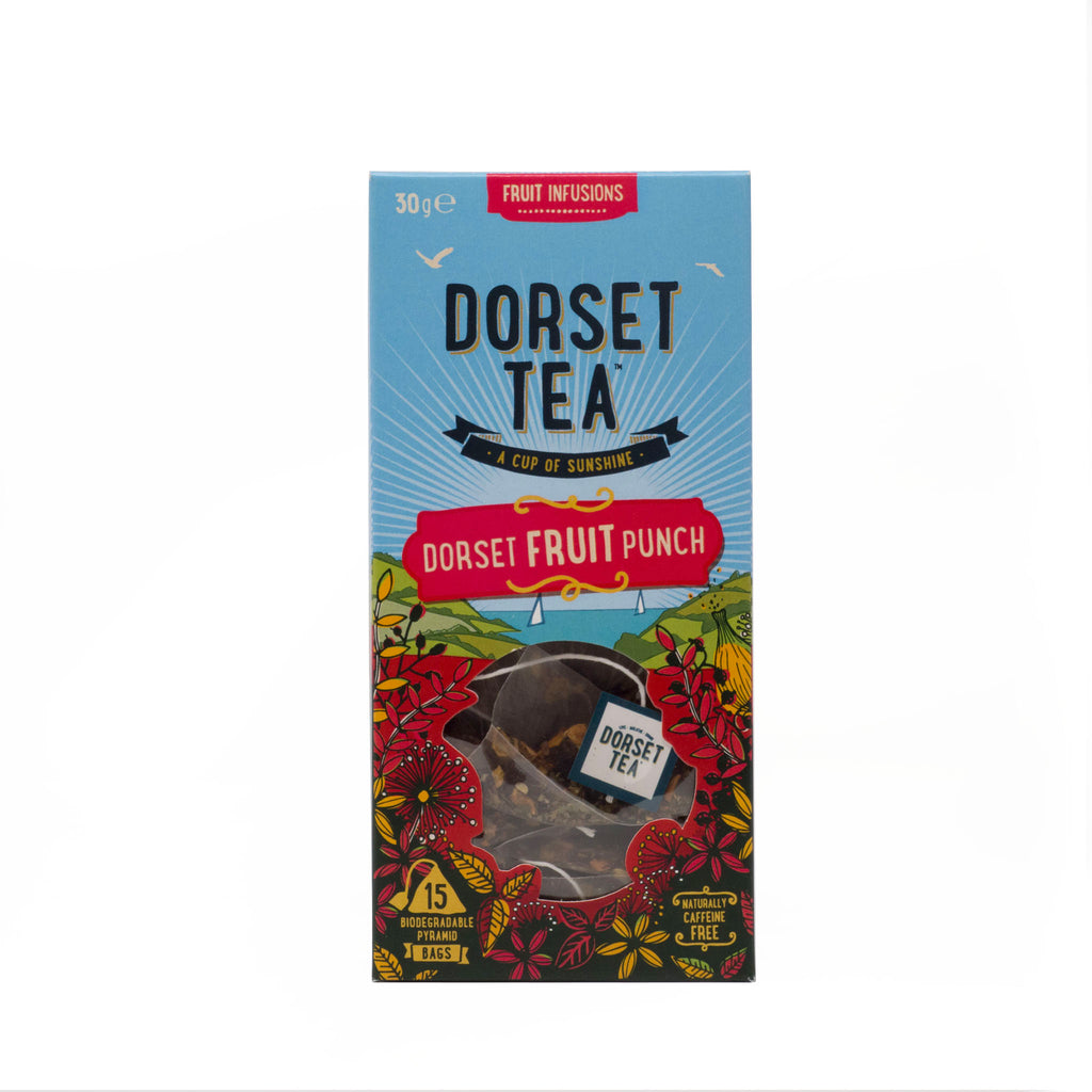Dorset Tea - Dorset Fruit Punch Tea