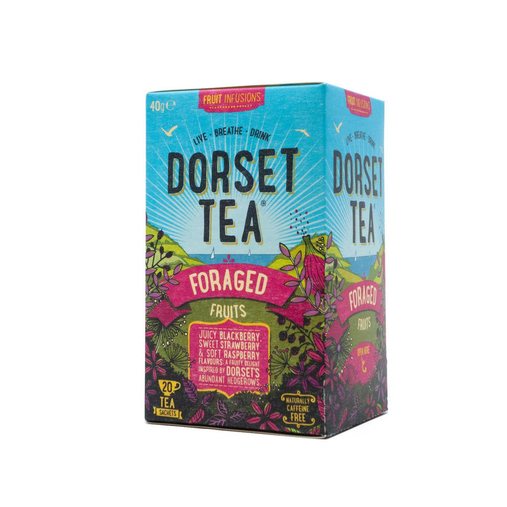 Dorset Tea - Foraged Fruits