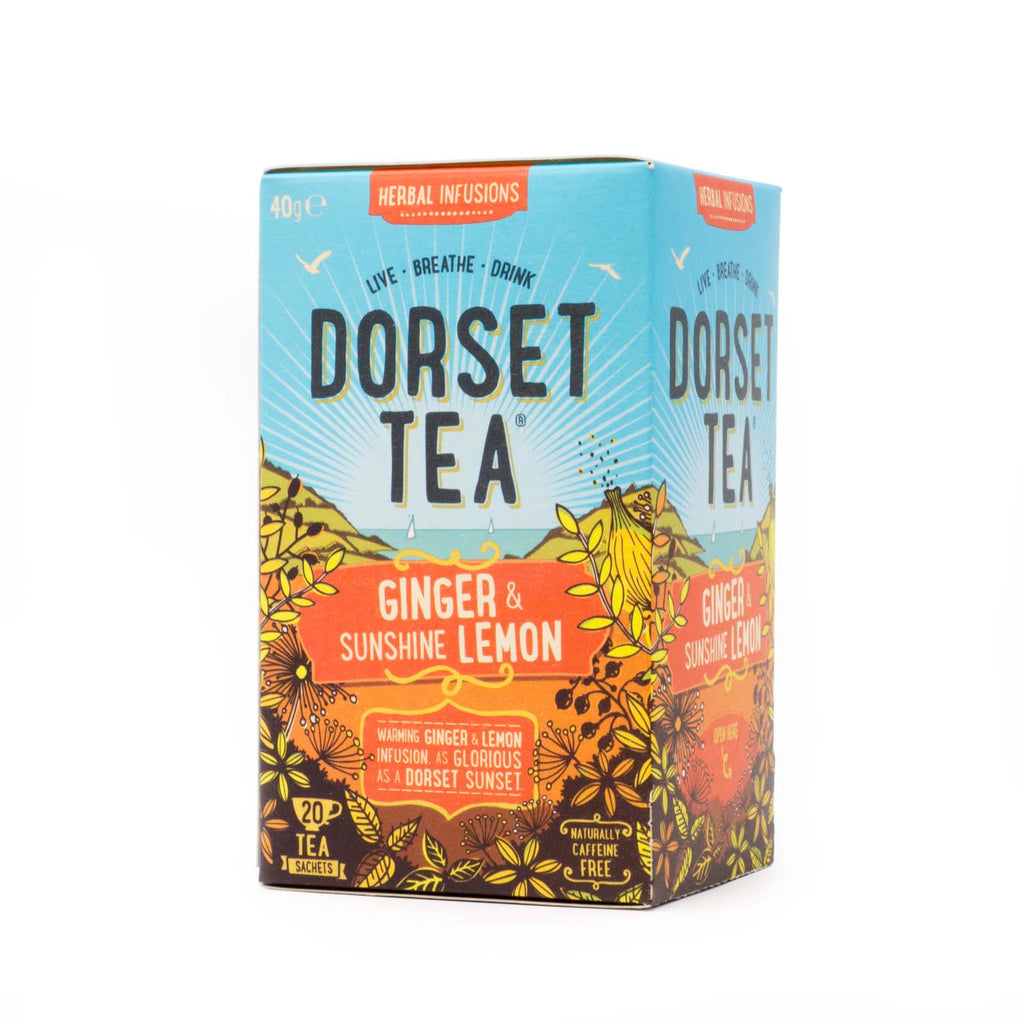 Dorset Tea - Ginger and Sunshine Tea