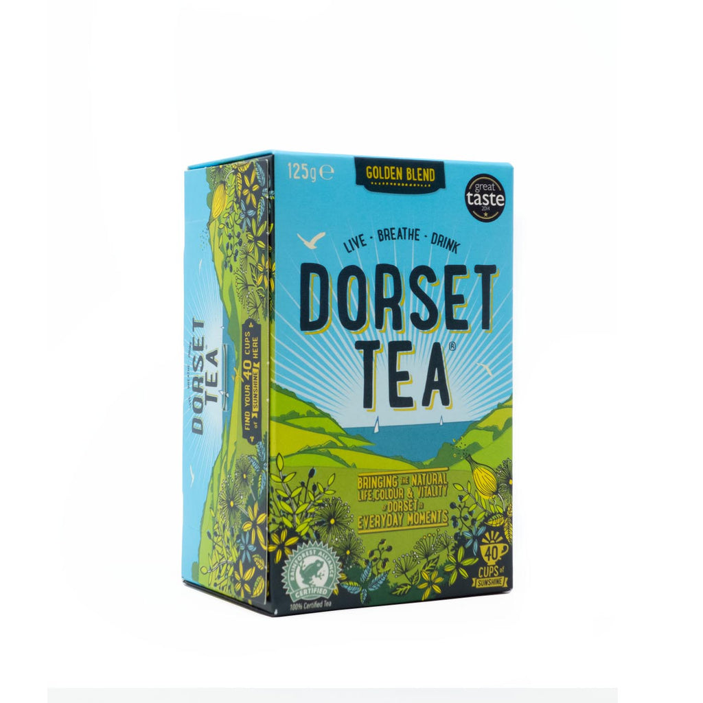 Dorset Tea - Golden Blend Black Tea 40 bags