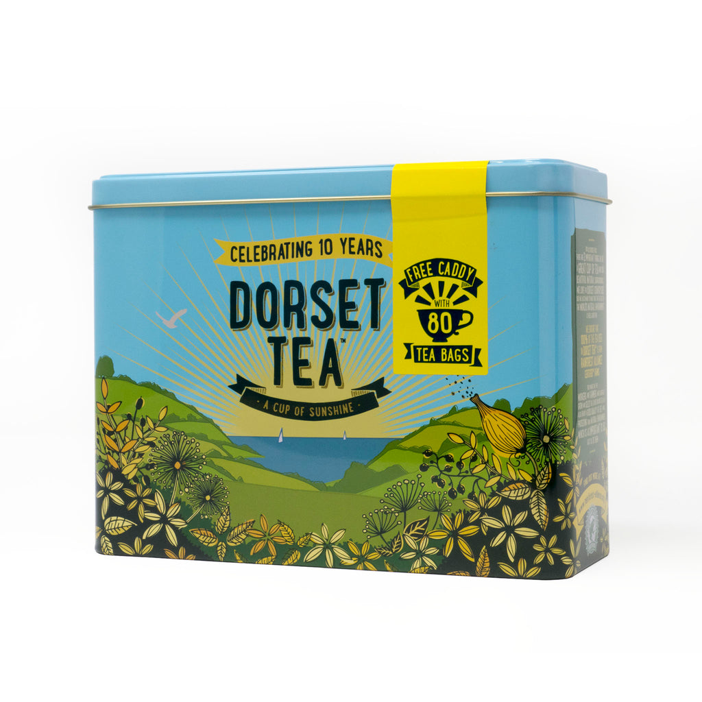 Dorset Tea - Tea with tin