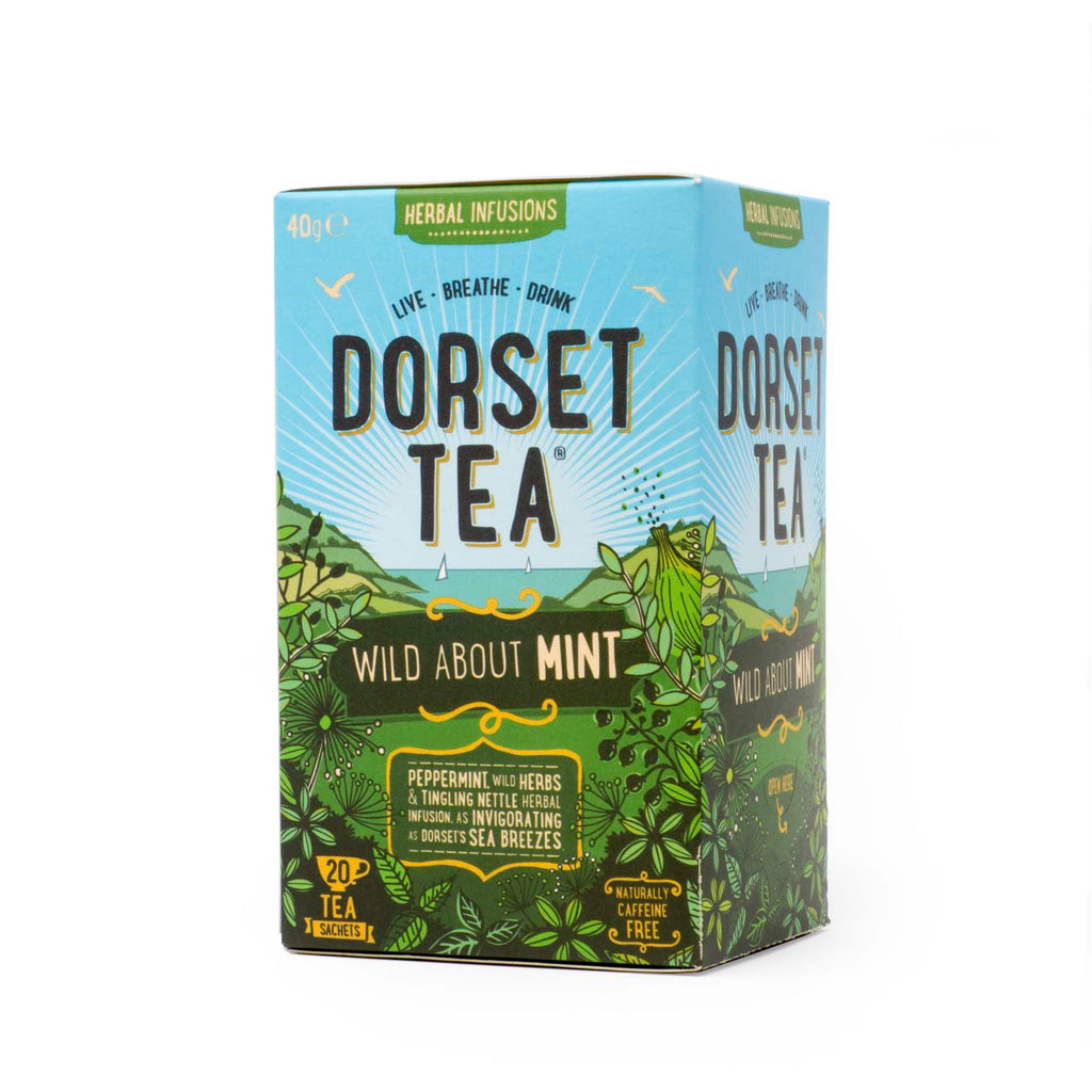 Dorset Tea - Wild About Mint Tea