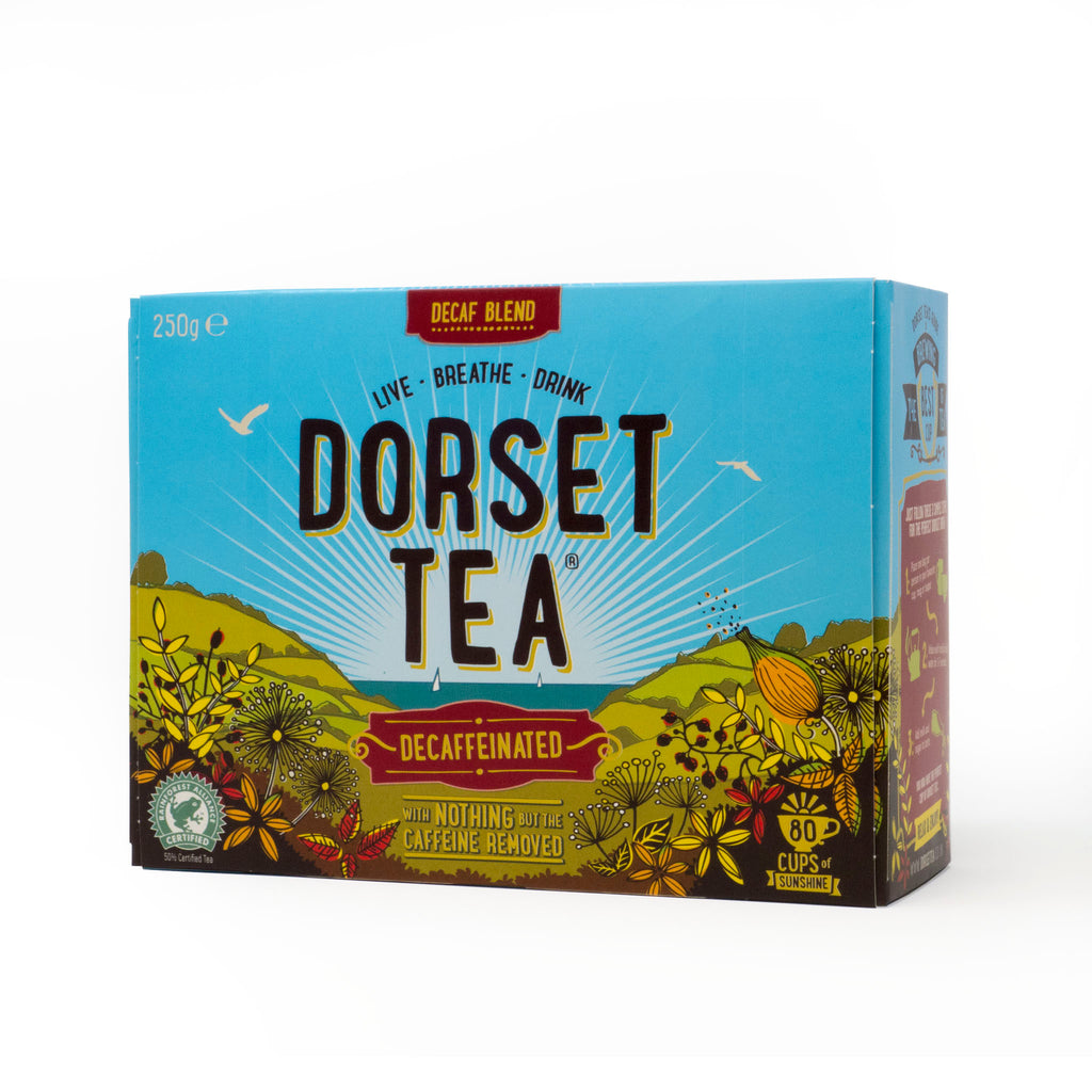 Dorset Tea - Decaffeinated Tea