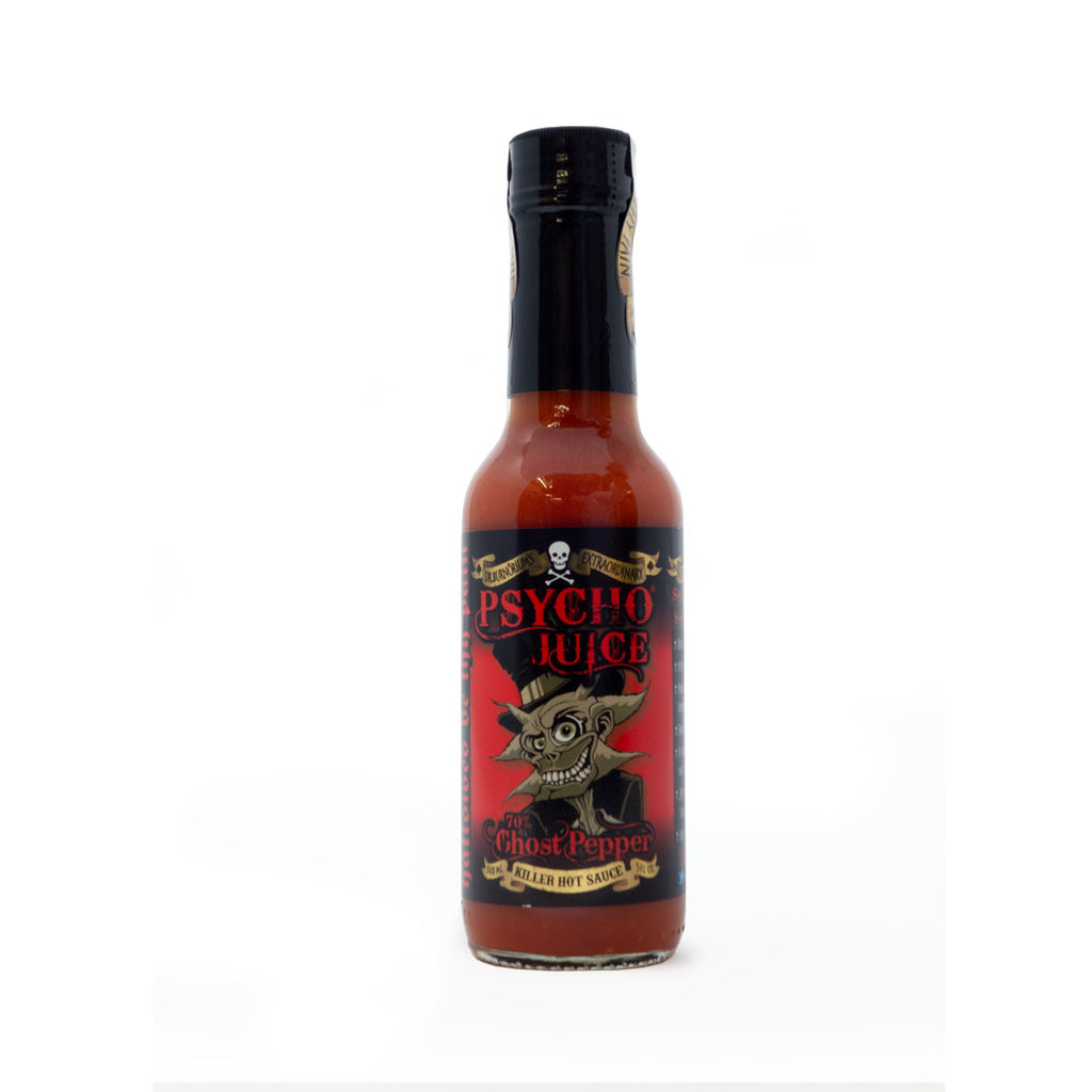 Dr Burnorium's - Psycho Juice 70% Ghost Pepper