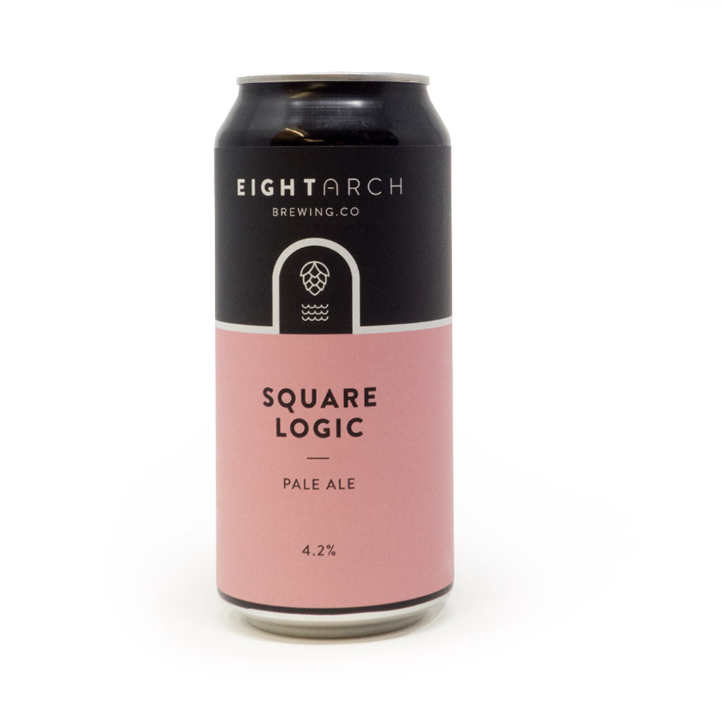 Eight Arch Brewing - Square Logic 440ml Can