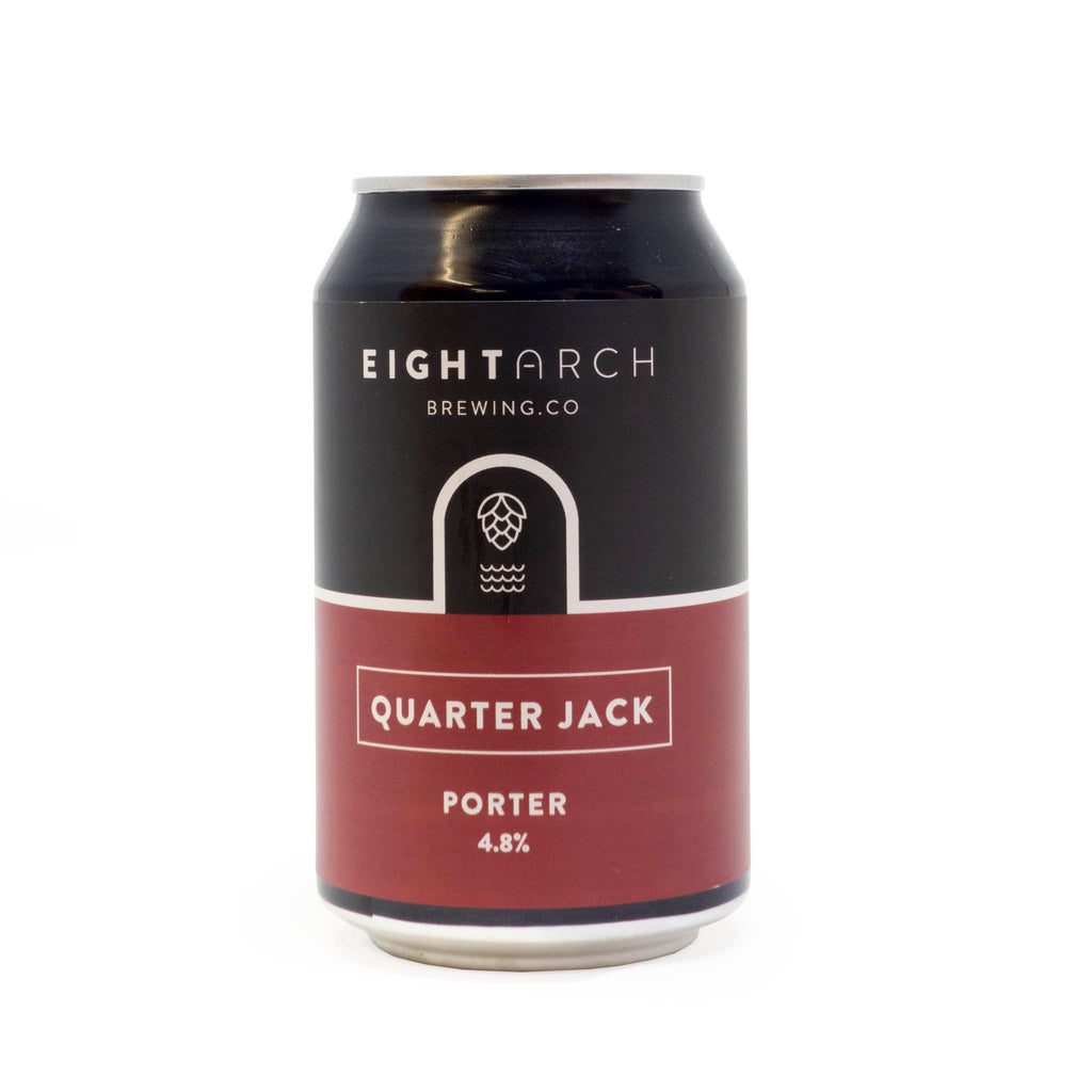 Eight Arch - Quarterjack Porter