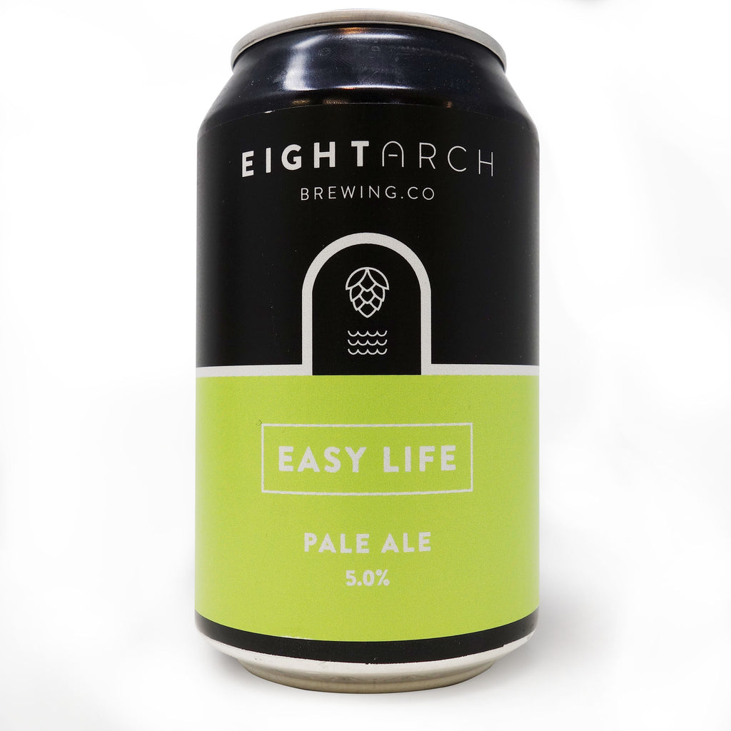 Eight Arch Brewing - Easy Life 330ml Can
