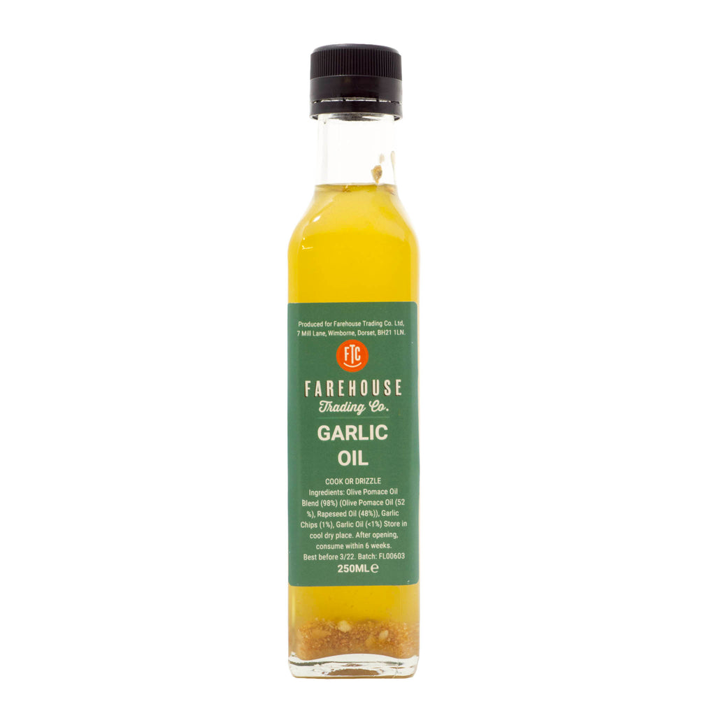 Farehouse Trading Co. - Garlic Oil