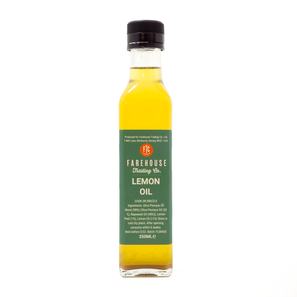 Farehouse Trading Co. - Lemon Oil