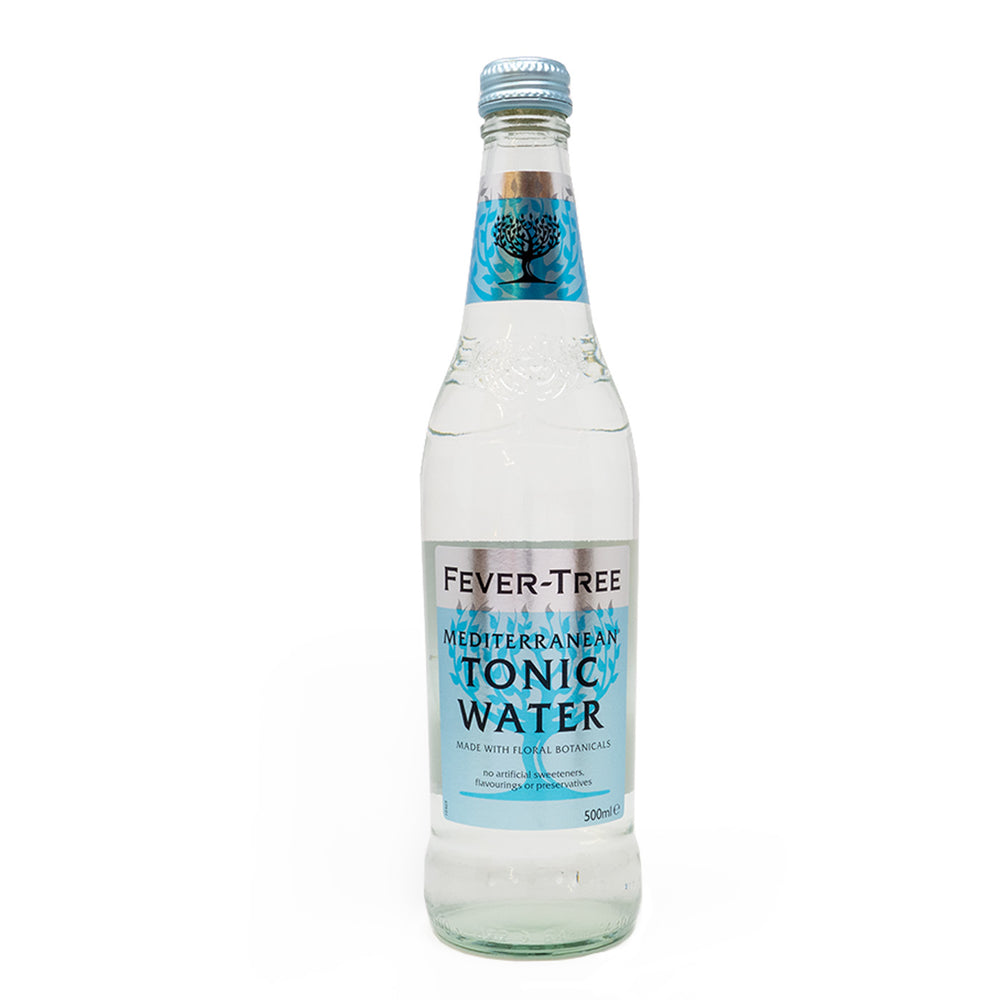 Fever Tree - Mediterranean Tonic Water 500ml