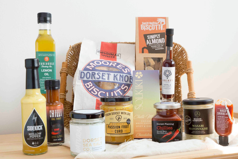 Farehouse Trading - Dorset At Home Food Box