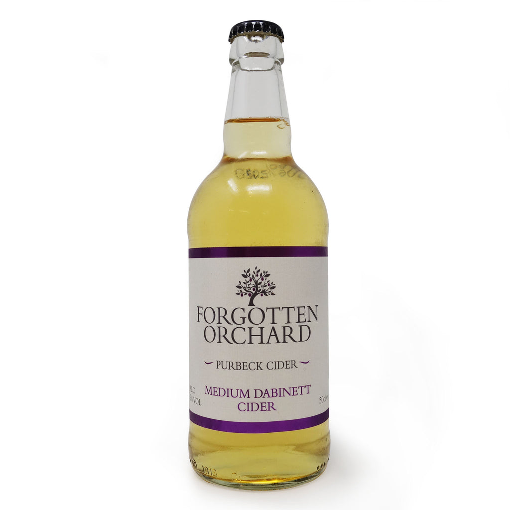 Purbeck Cider Co - Forgotten Orchard Dabinett 500ml Bottle