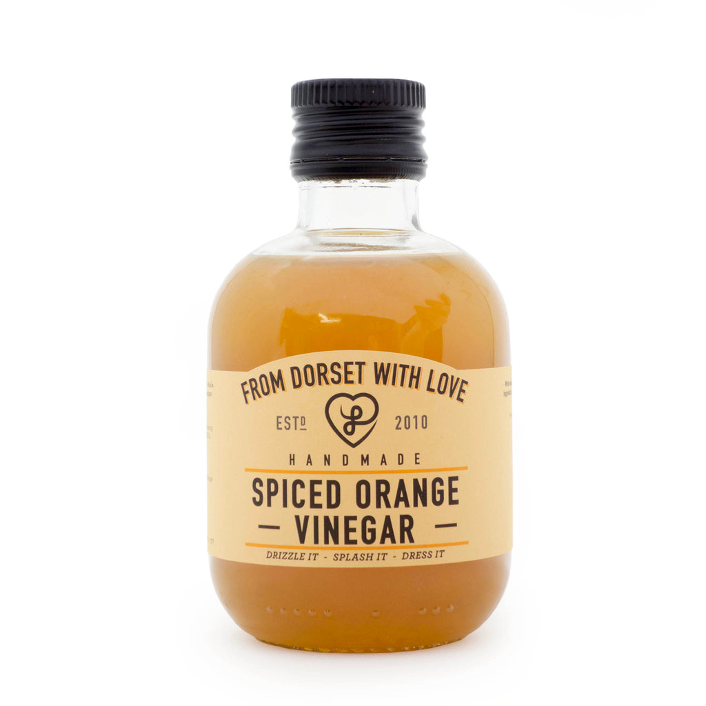 From Dorset With Love - Spiced Orange & Cardamon Vinegar