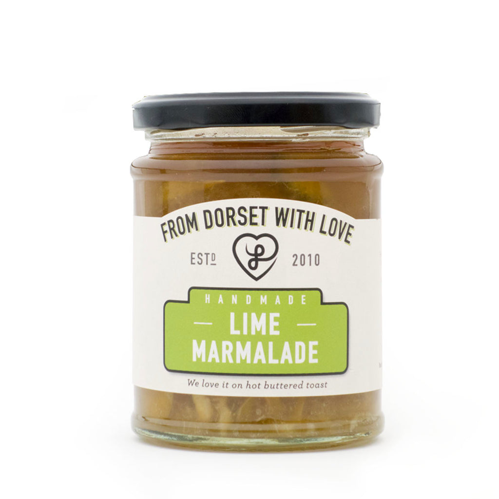 From Dorset with Love - Lime Marmalade