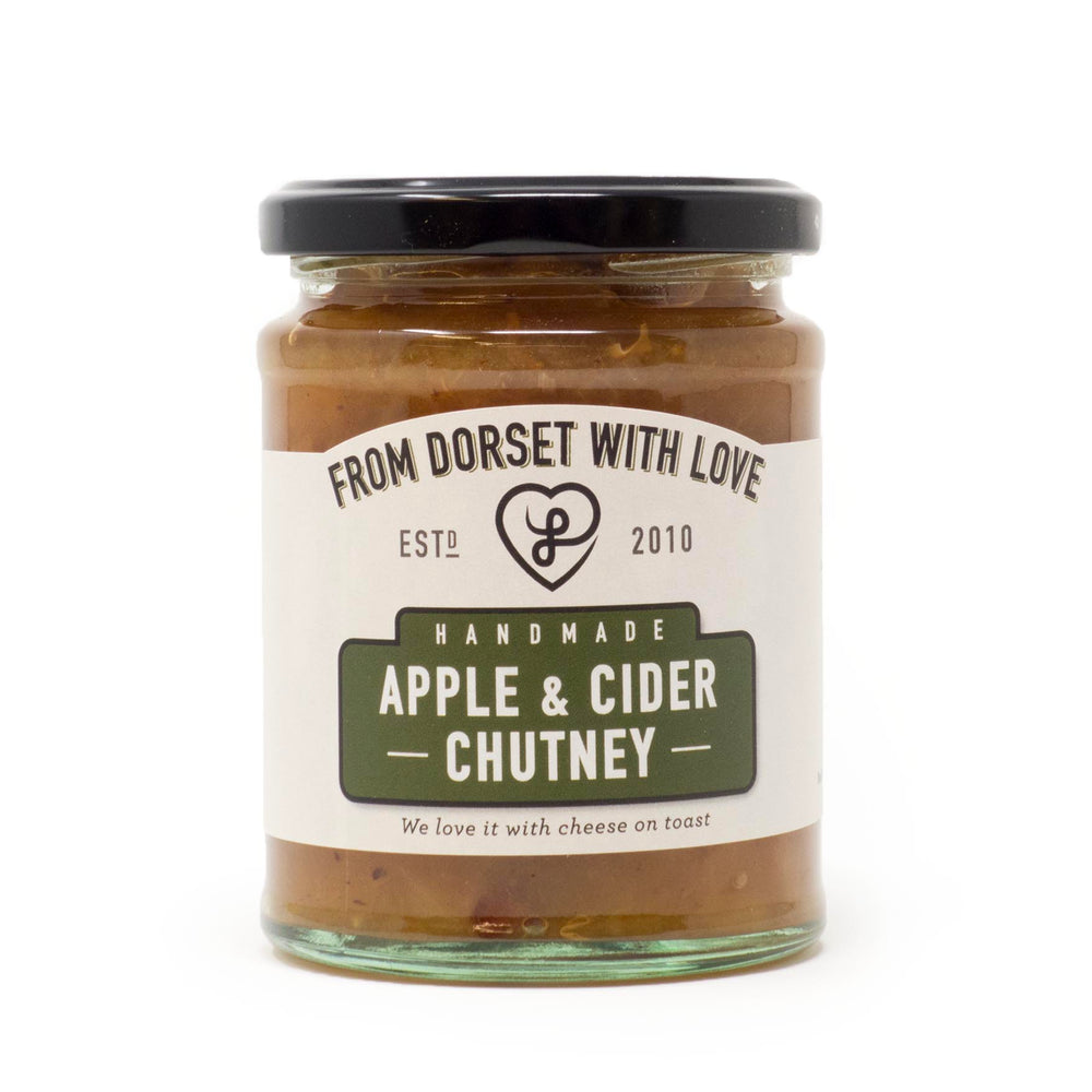 From Dorset With Love - Apple & Cider Chutney