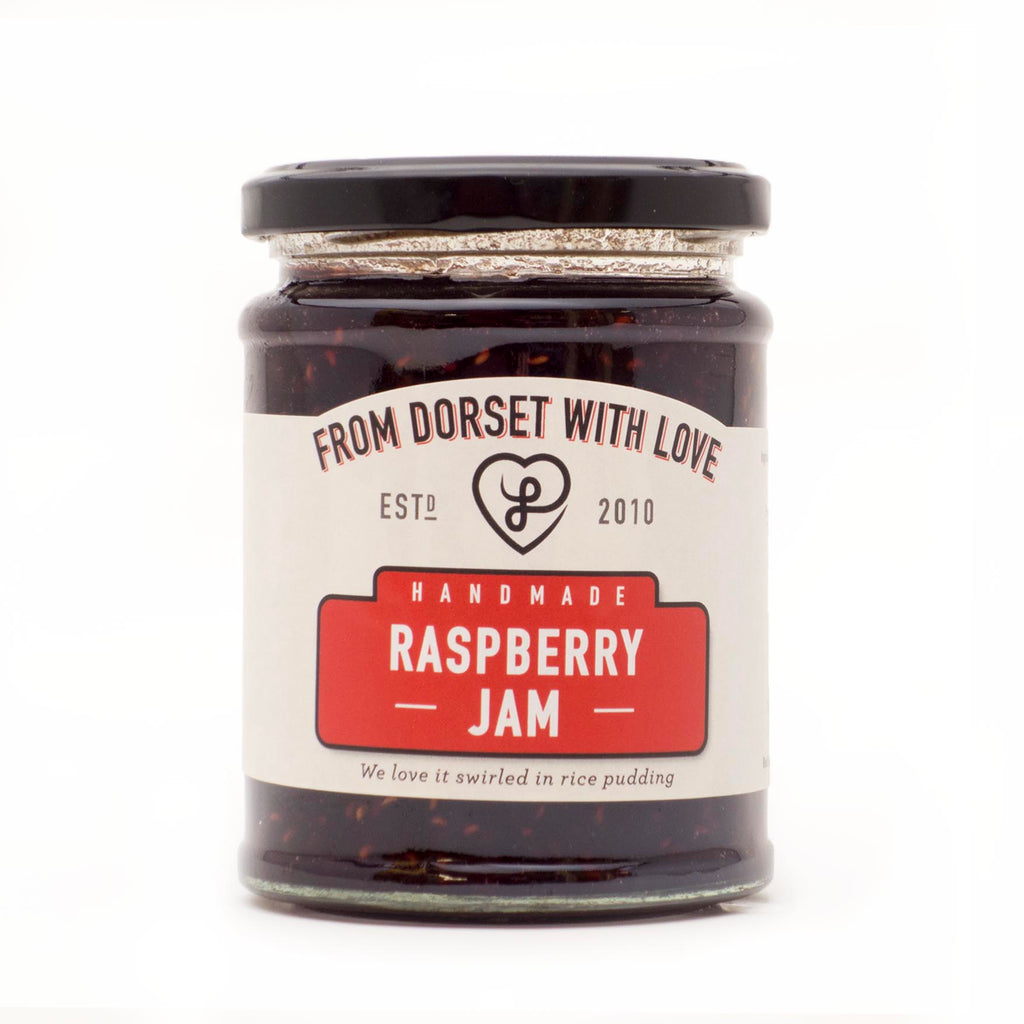 From Dorset With Love - Raspberry Jam