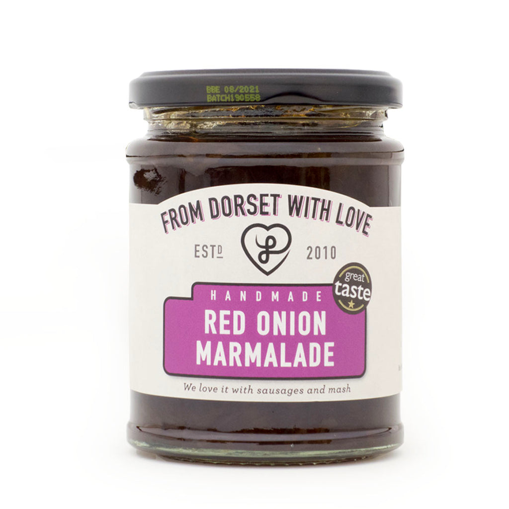From Dorset With Love - Red Onion Marmalade