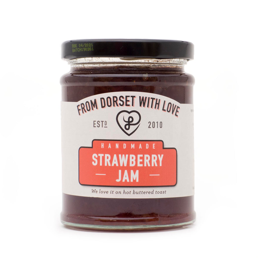 From Dorset With Love - Strawberry Jam