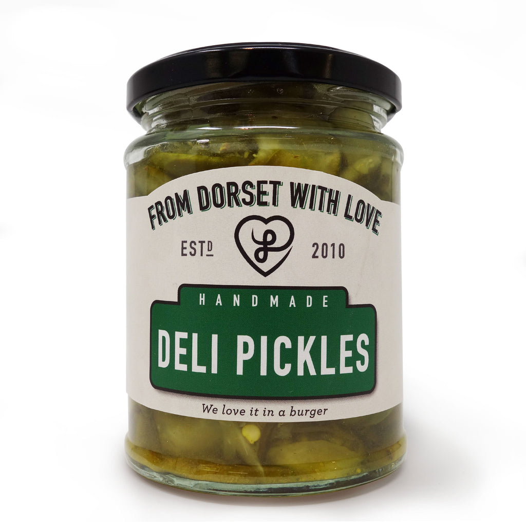 From Dorset With Love - Deli Pickles