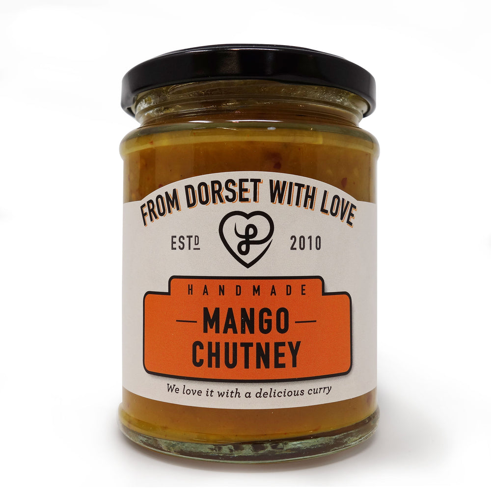 From Dorset With Love - Mango Chutney