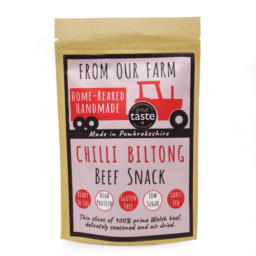 From Our Farm  - Chilli Biltong