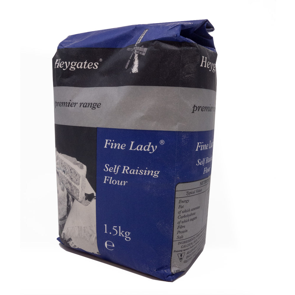 Essential Range - Self raising flour 1.5kg
