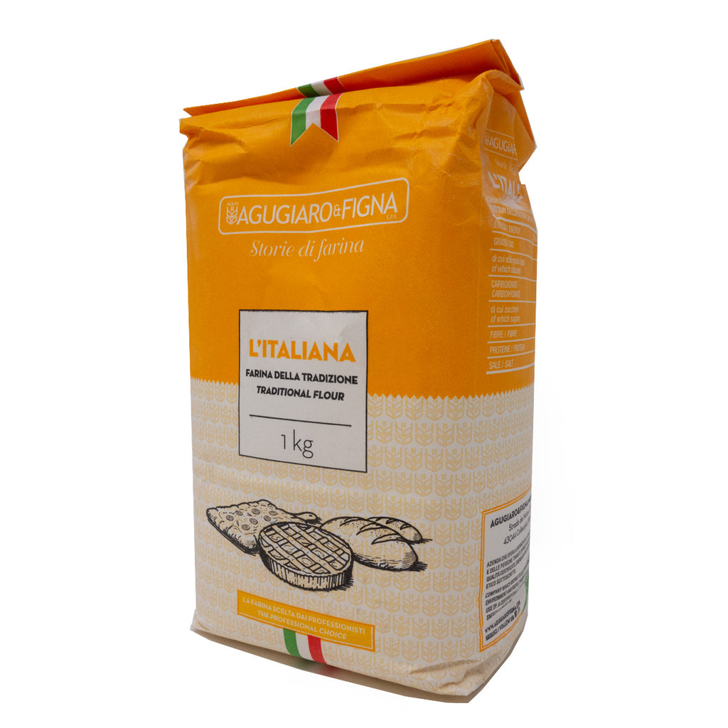 Essential Range - Italian Traditional Flour