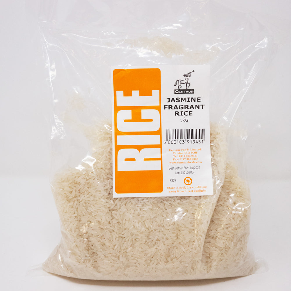Essential Range - Jasmine Fragrant rice 1kg