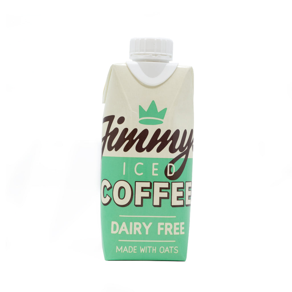 Jimmy's Iced Coffee - Dairy-free Oat Latte