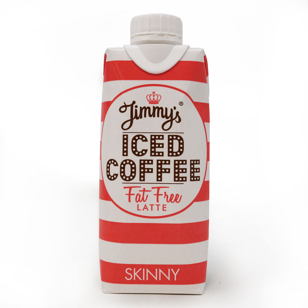 Jimmy's Iced Coffee - Skinny Caffe Latte
