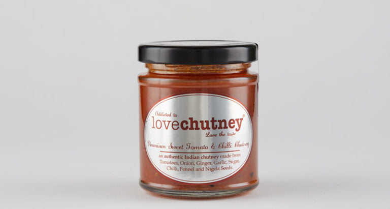 Lovechutney - Sweet Tomato And Chilli