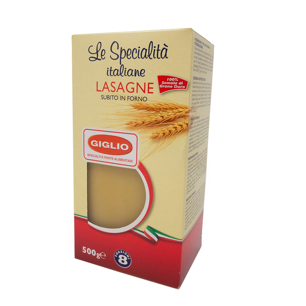 Essential Range - Lasagne sheets