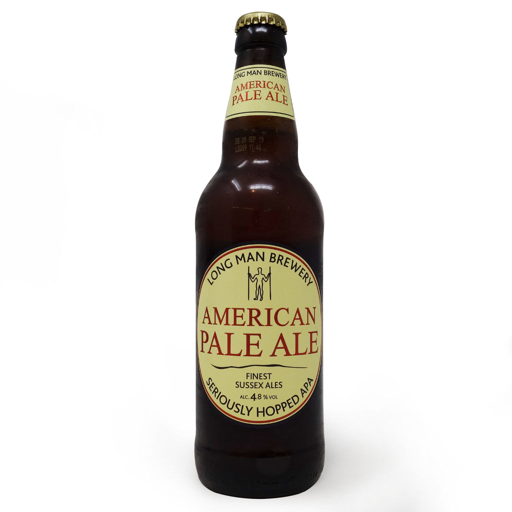 Long Man Brewery - American Pale Ale 500ml Bottle