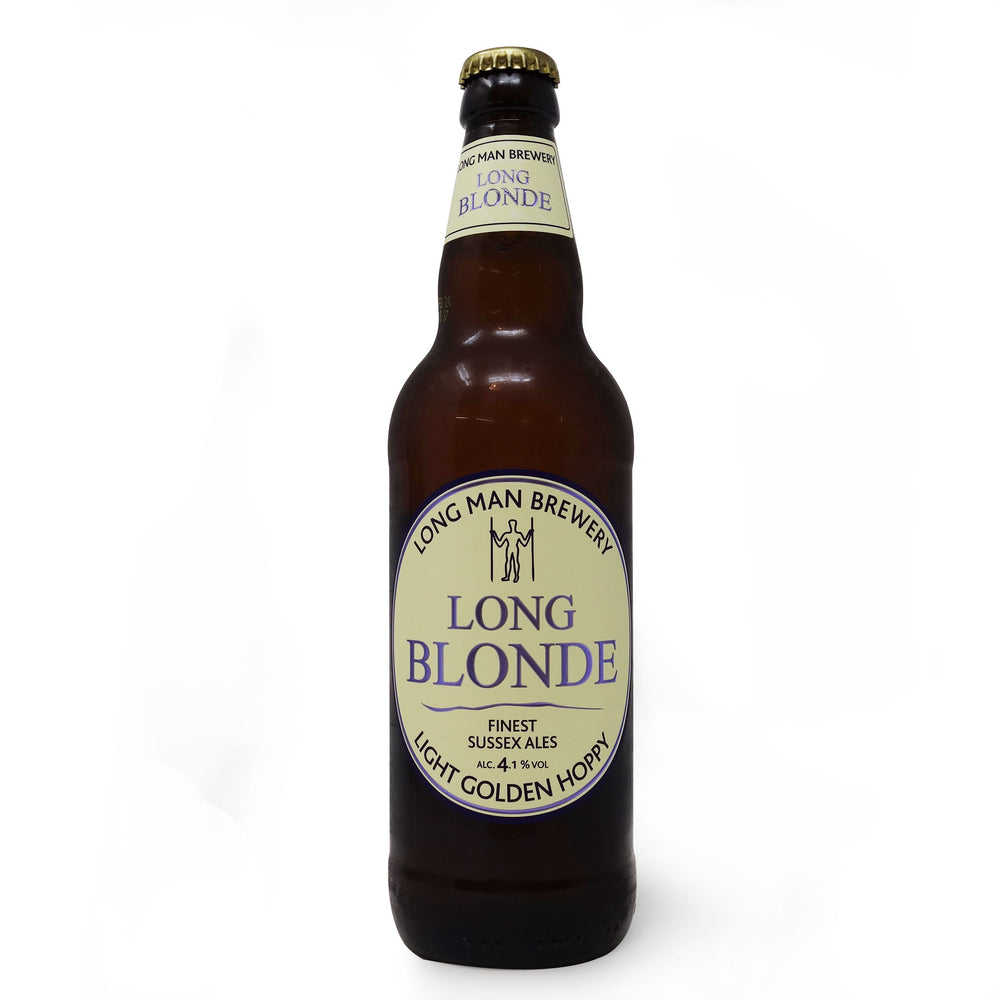 Long Man Brewery - Long Blonde 500ml Bottle