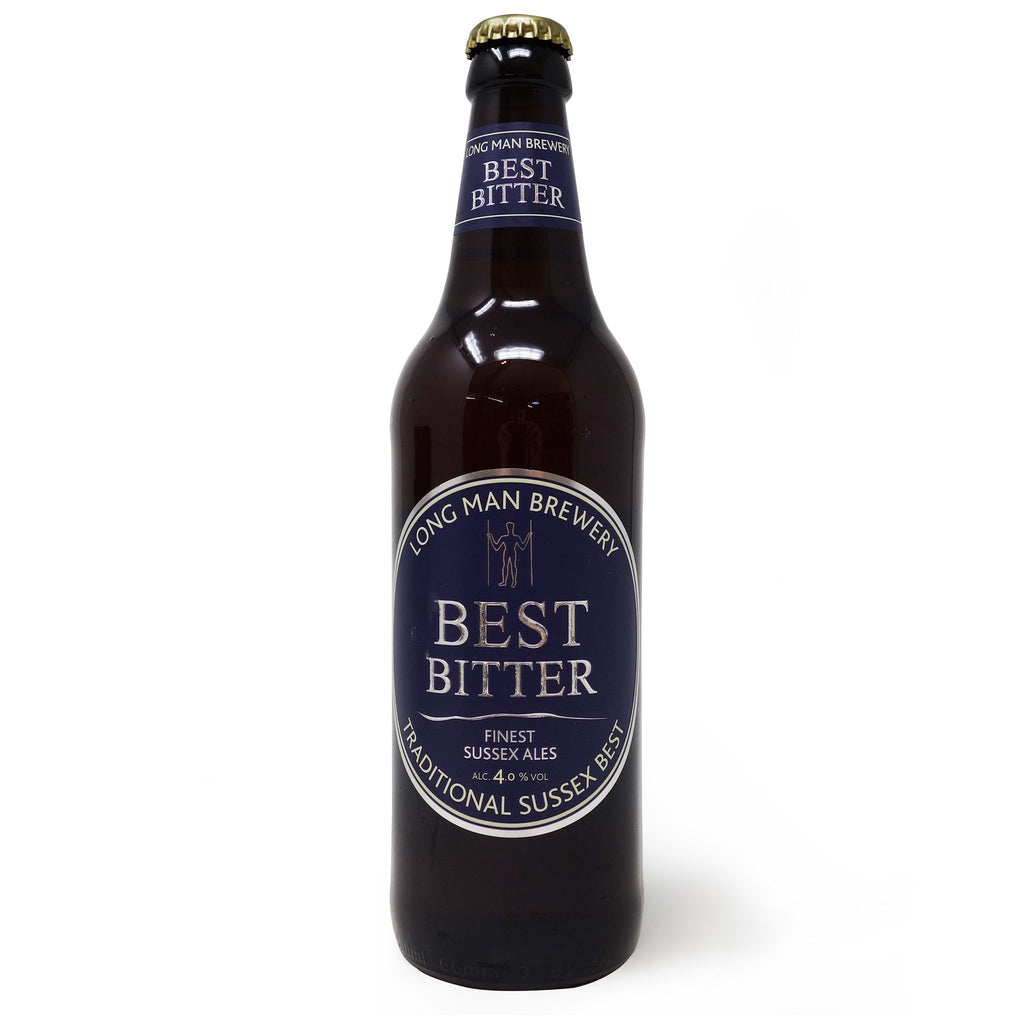 Long Man Brewery - Long Man Best Bitter 500ml Bottle