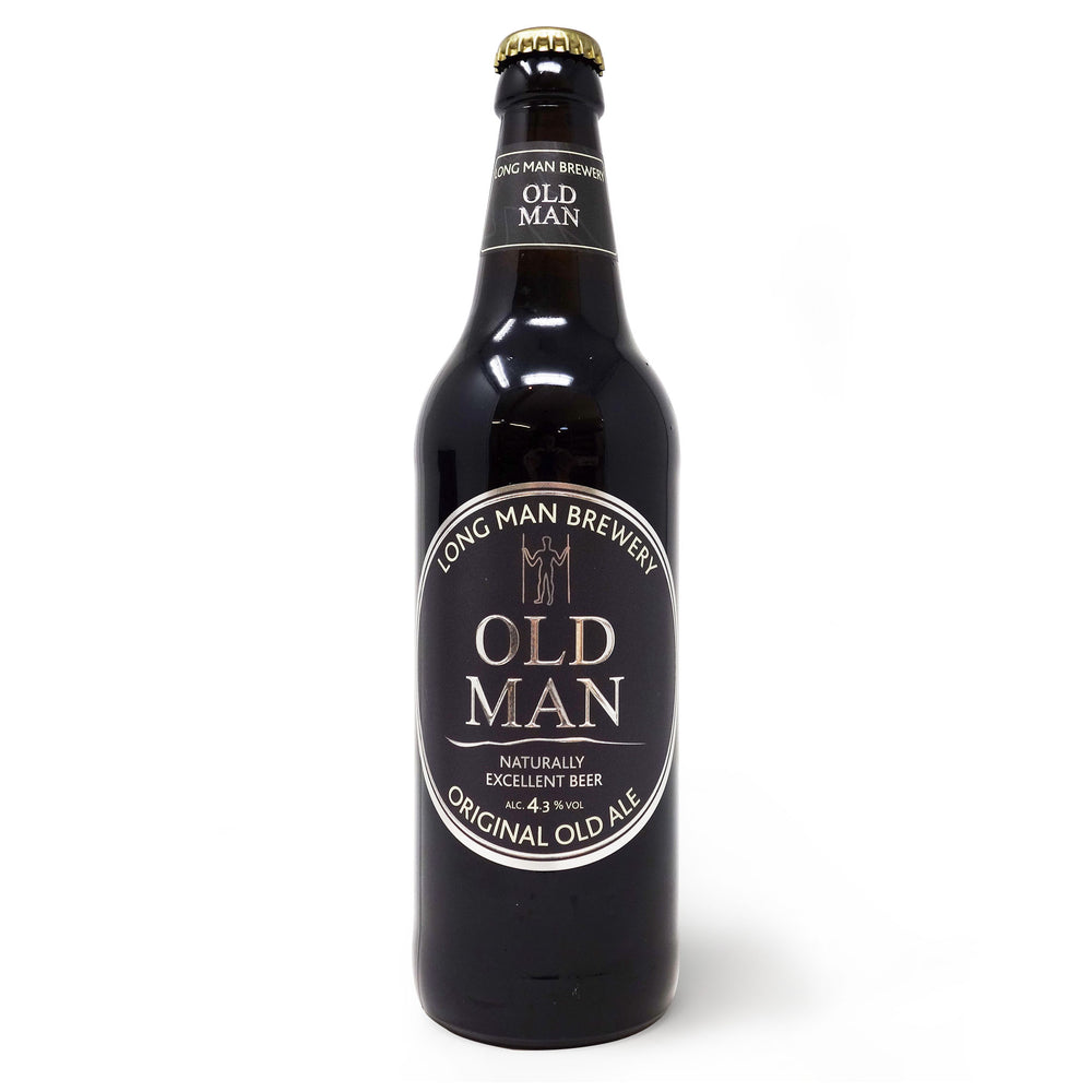 Long Man Brewery - Old Man 500ml Bottle