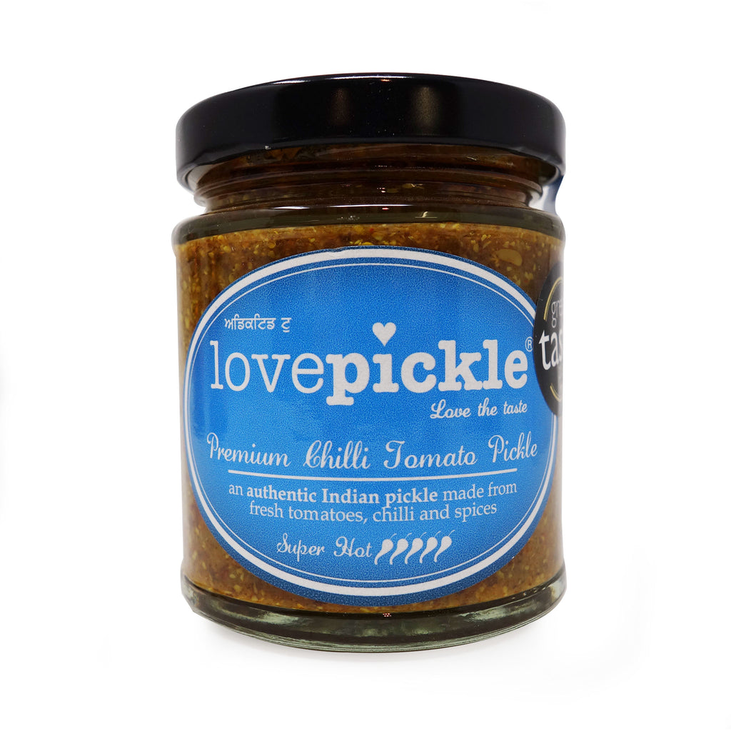 Lovepickle - Super Hot Chilli Tomato Pickle