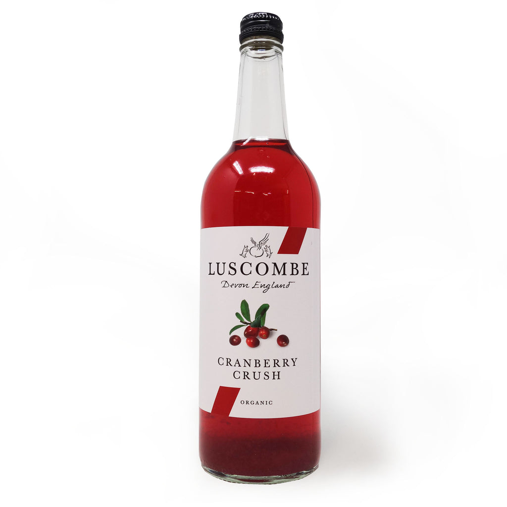 Luscombe Drinks - Cranberry Crush 740ml