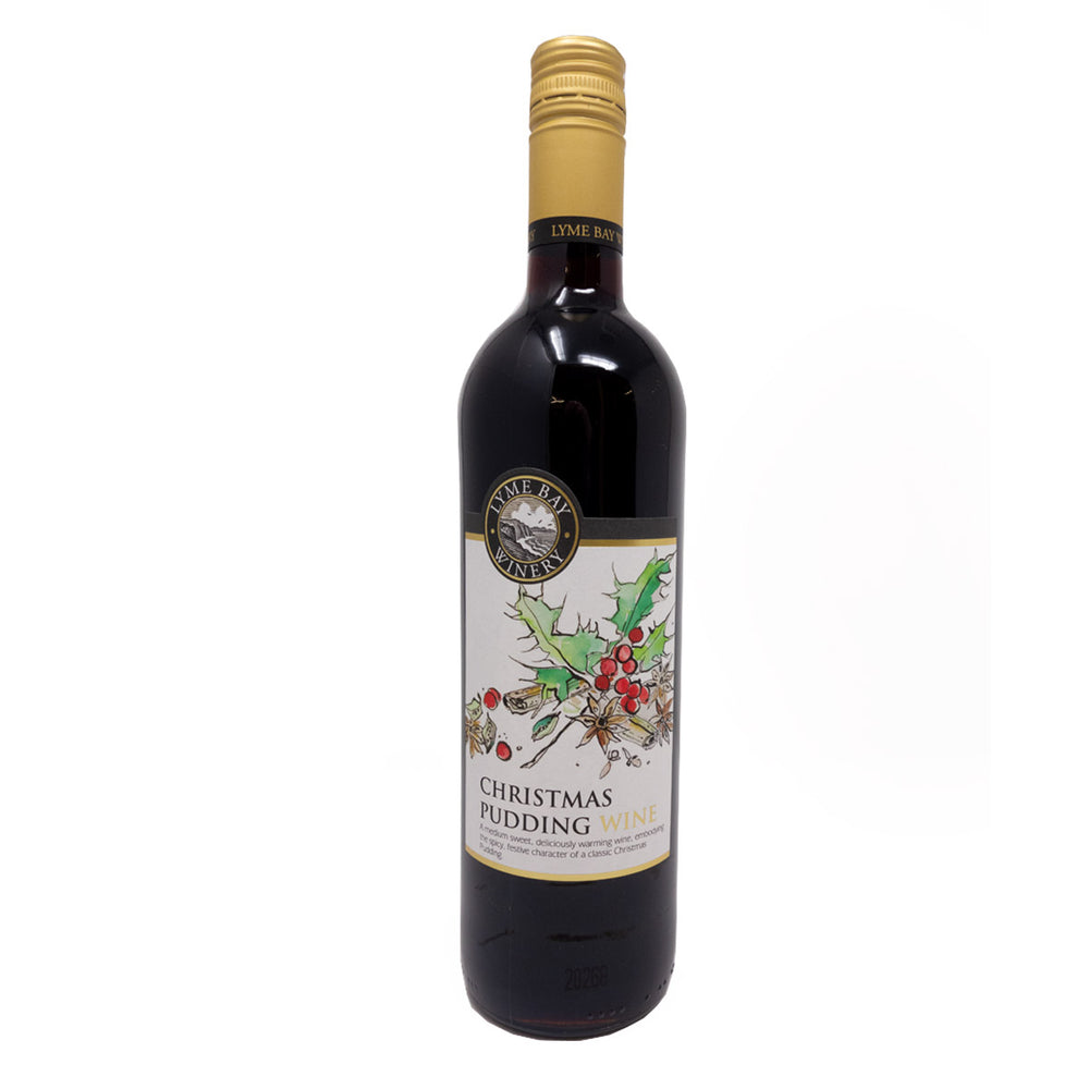 Lyme Bay Winery - Christmas Pudding Wine